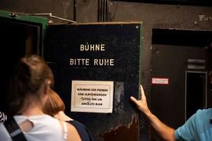 Siemens Pressereise Salzburg Festspielhaus Foto: Kolarik Andreas 29.08.2018