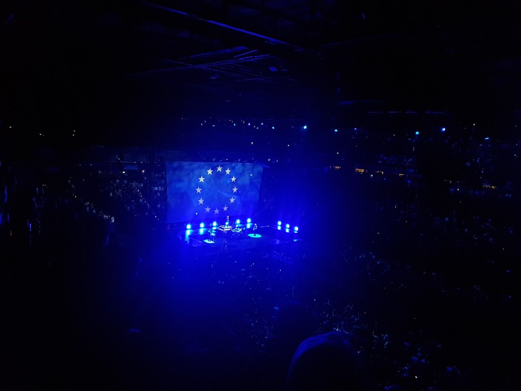 U2 in Hamburg