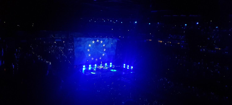 U2 in Hamburg