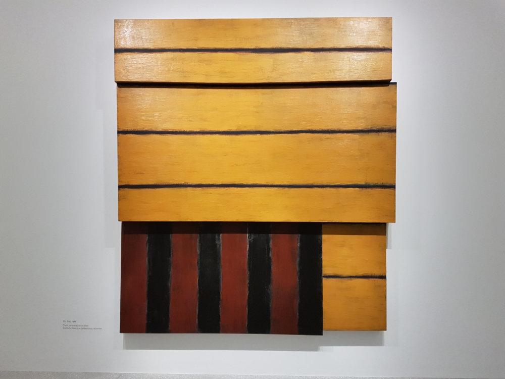 This That, 1986, Öl auf Leinwand, 289,6 x 243,8 cm