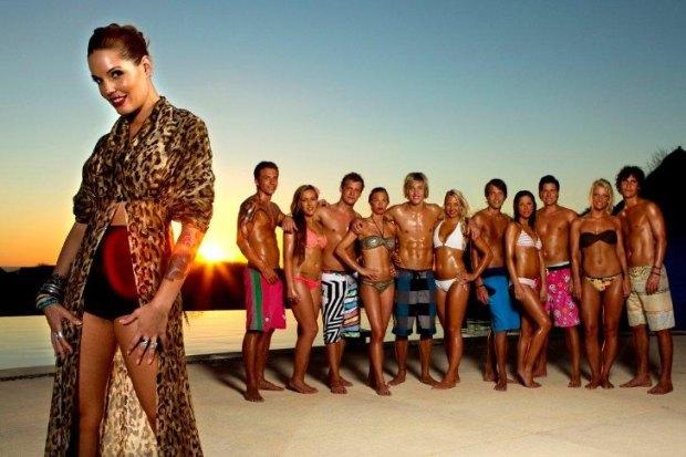 Paradise Hotel - Deltakere 2011