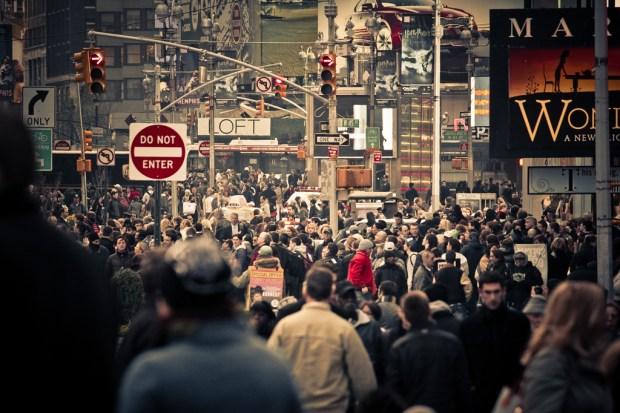 Befolkningsvekst