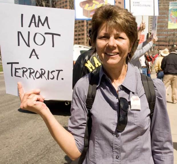 Not_a_terrorist