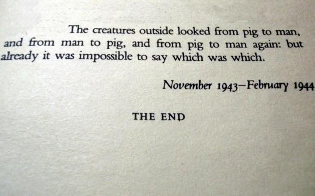 Orwell - Animal Farm