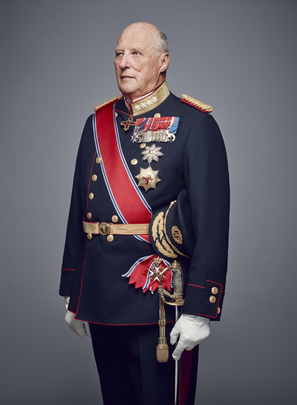 Kong-Harald-kongen