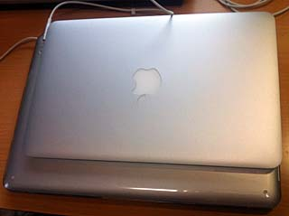 MacBook Airが来た!