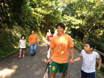 披露山公園4
