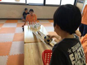 テーブルボウリング2