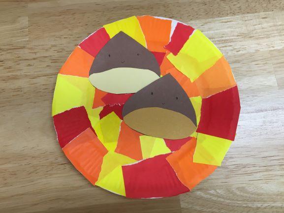 くりの皿2
