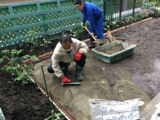 庭の整備5