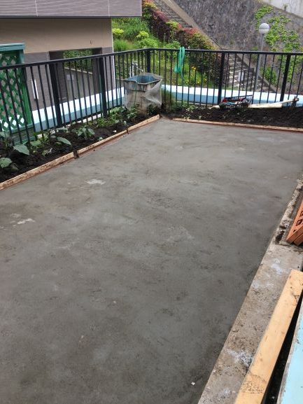 庭の整備6