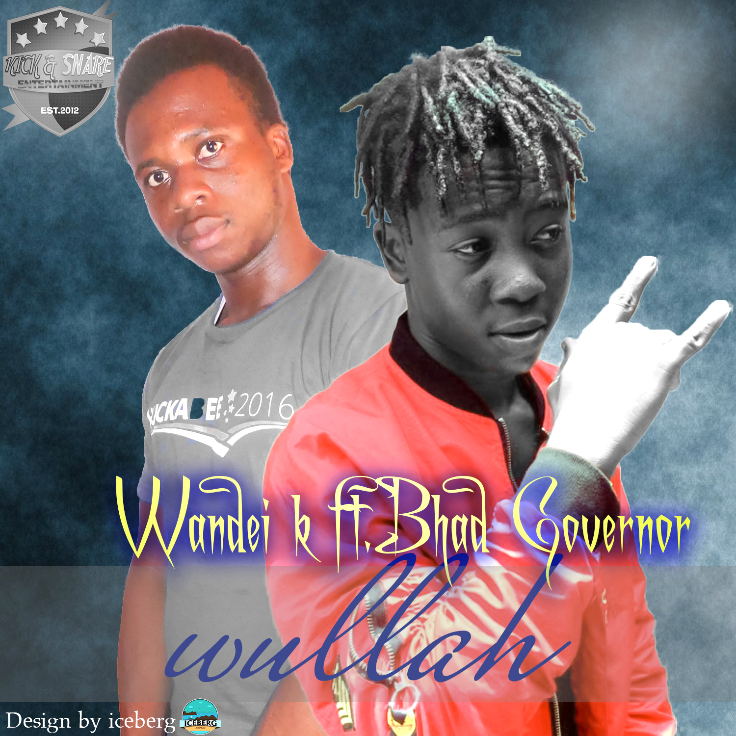Wandei K Ft Bhad Governor – Wullah (Prod By Kick & Snare