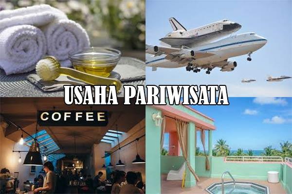 Jenis Usaha Pariwisata