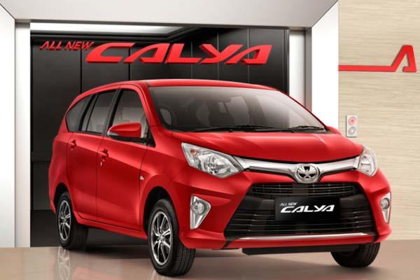 Toyota Calya Auto2000 Surabaya