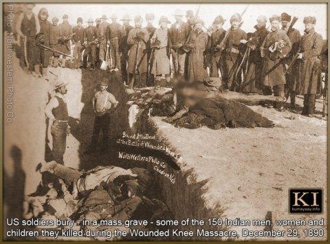 Image result for killing native american indians image