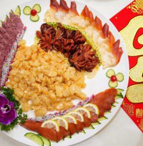 Yue's Appetizer Platter