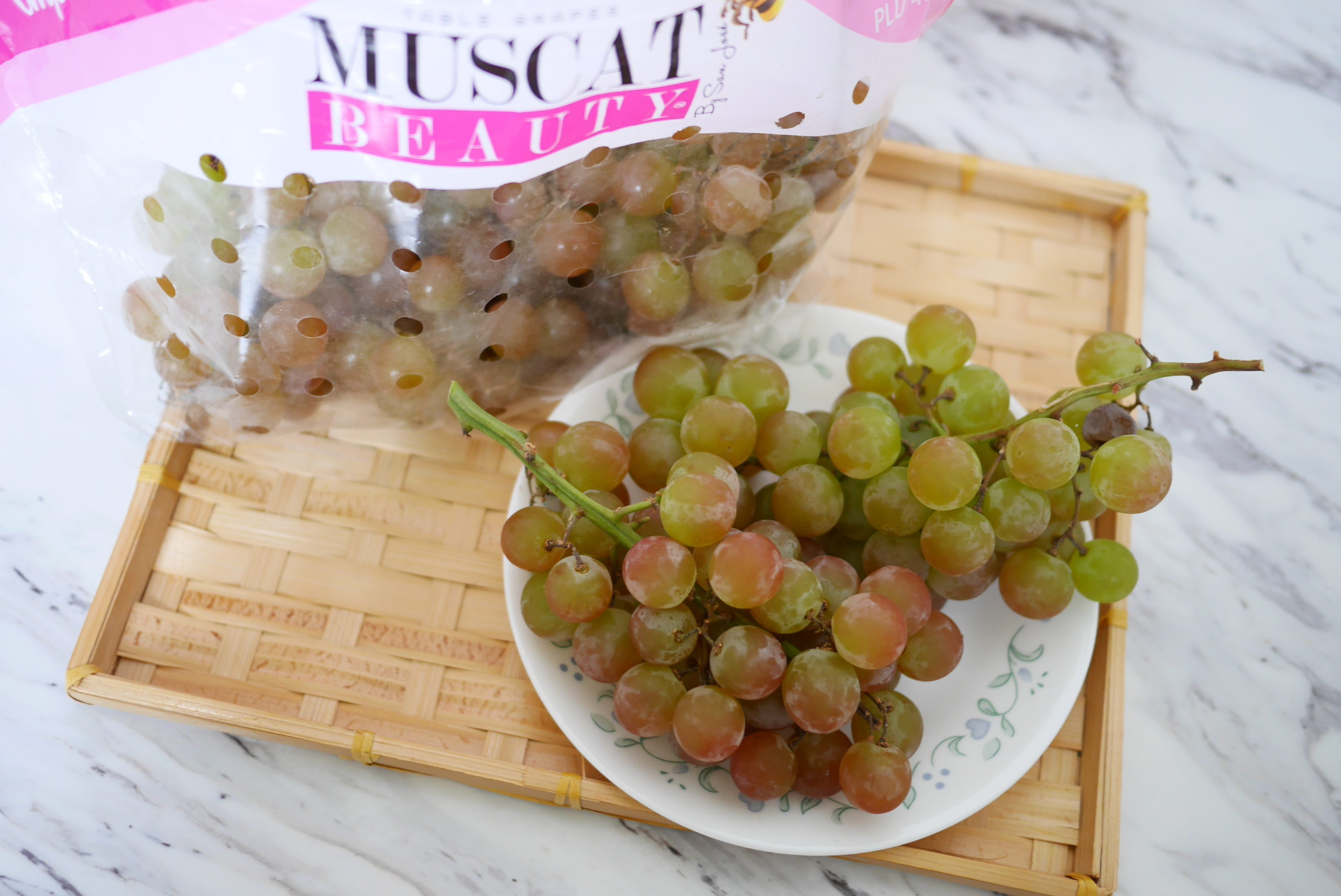Muscat Grapes from Chile
