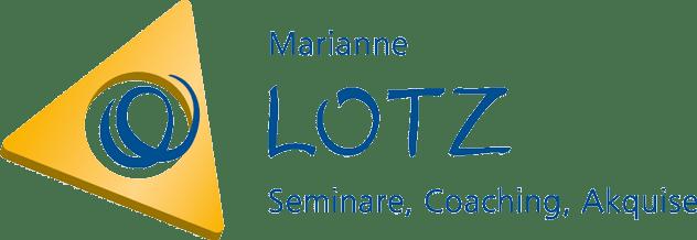Marianne Lotz – Seminare, Coaching, Akquise