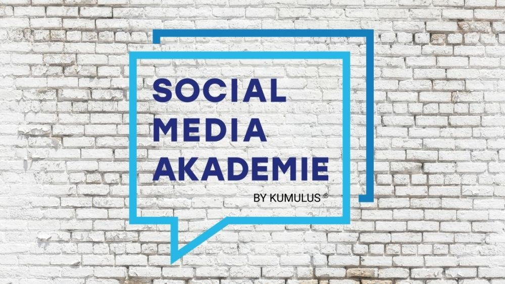 Onlinekurse und Selbstlernkurse in der kumulus Social Media Akademie