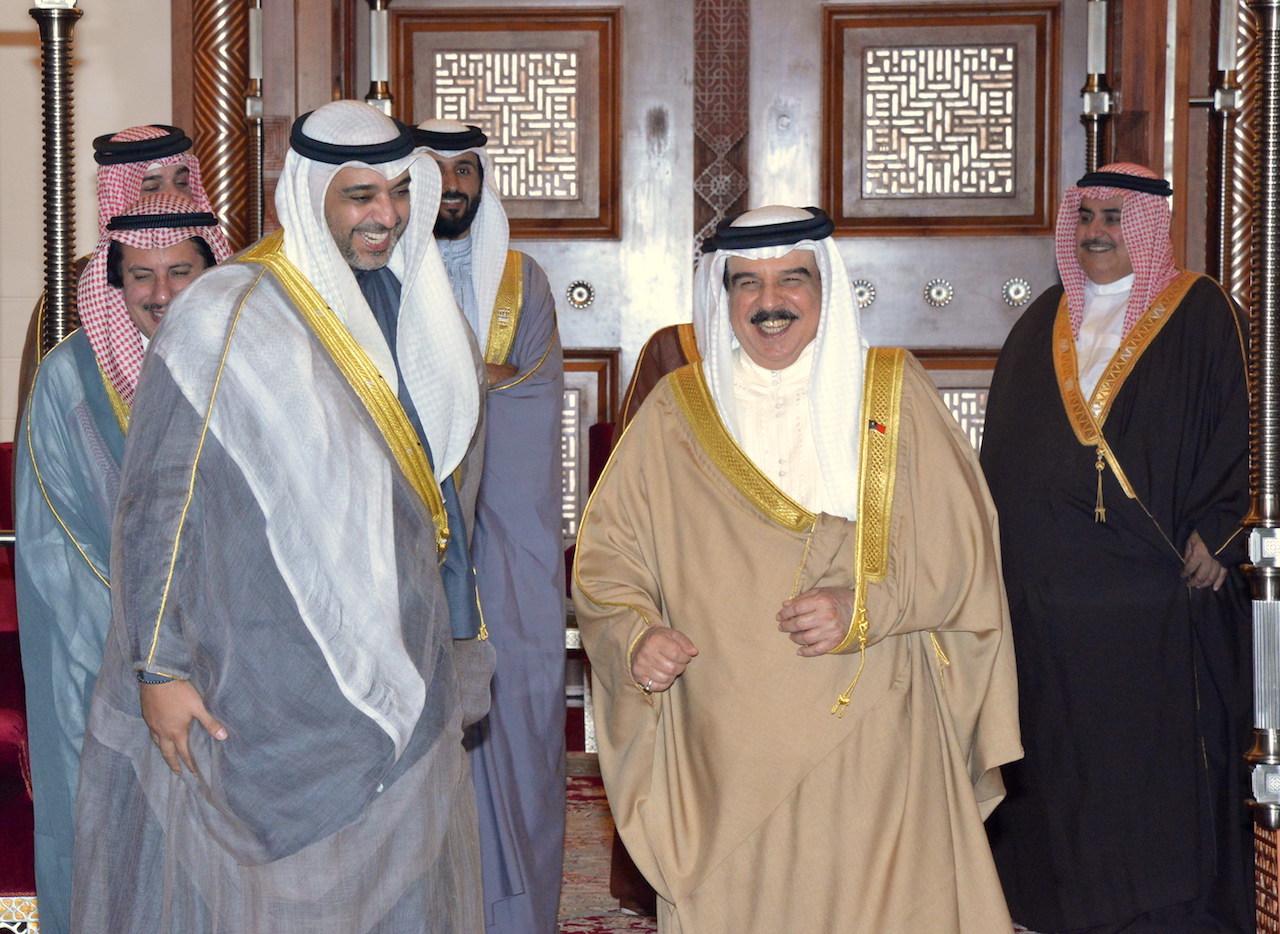 صاحب الجلالة الملك حمد بن عيسى بن سلمان آل خليفة ملك مملكة
