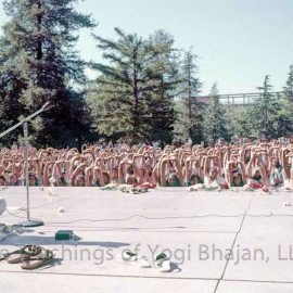 Tantric Course in Davis, CA in April 1973 | Quelle: Yogi Bhajan Library of Teachings