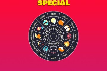 What is special in your sign