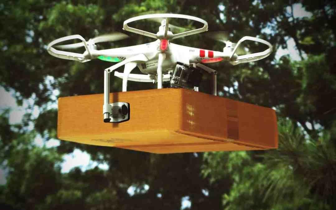 Belieferung mit Drohnen und Robotern gegen den Kundenwunsch?  – Kundenorientierung.coach