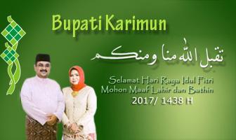 Banner Lebaran Rafiq Kundur News