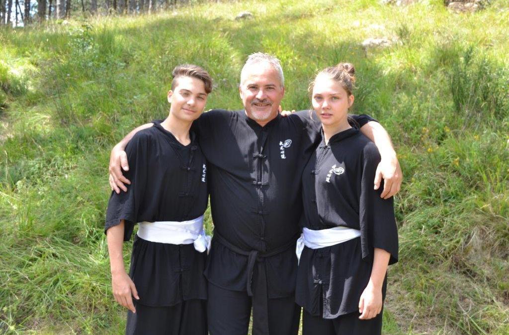 Quando i figli scelgono la Via del Kung Fu