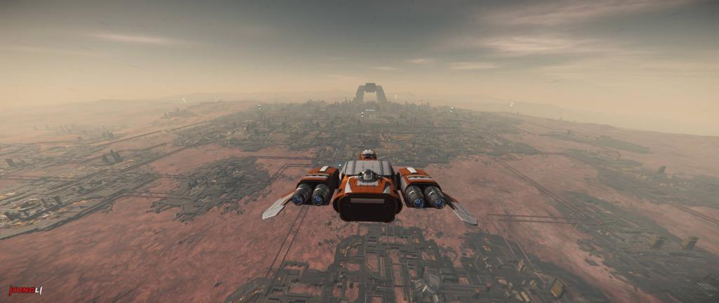 This is Star Citizen – KungLi