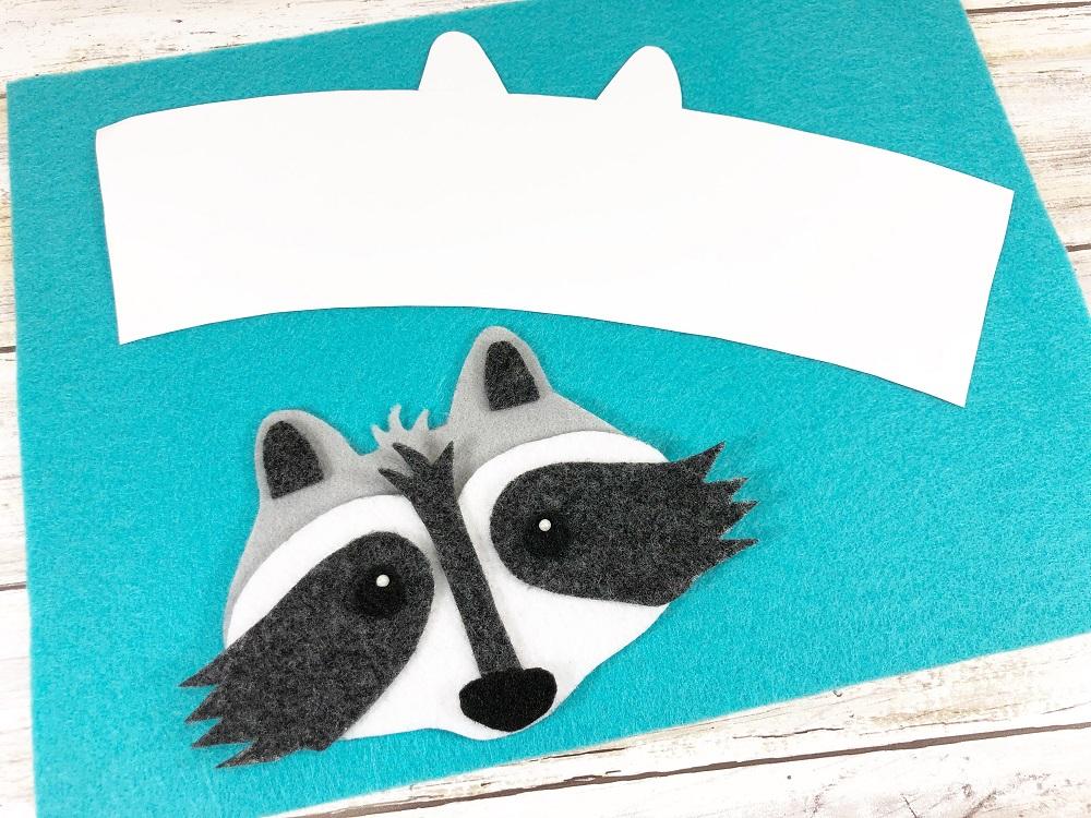 Raccoon Cozy