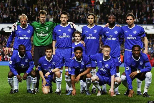 chelsea2005lineup