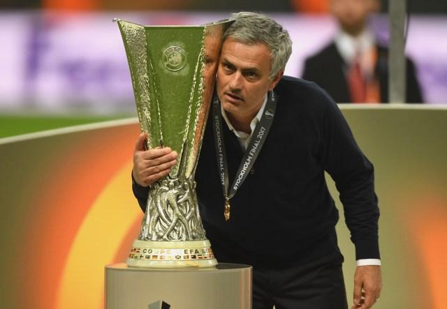 Mourinho not Solskjaer
