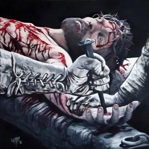 Passion Christi als Gemälde