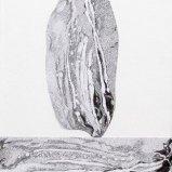 Rügensteine VIII, Graphitstift auf Papier 22x30cm