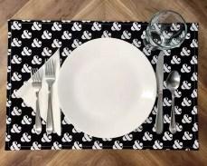Tischsets gestalten