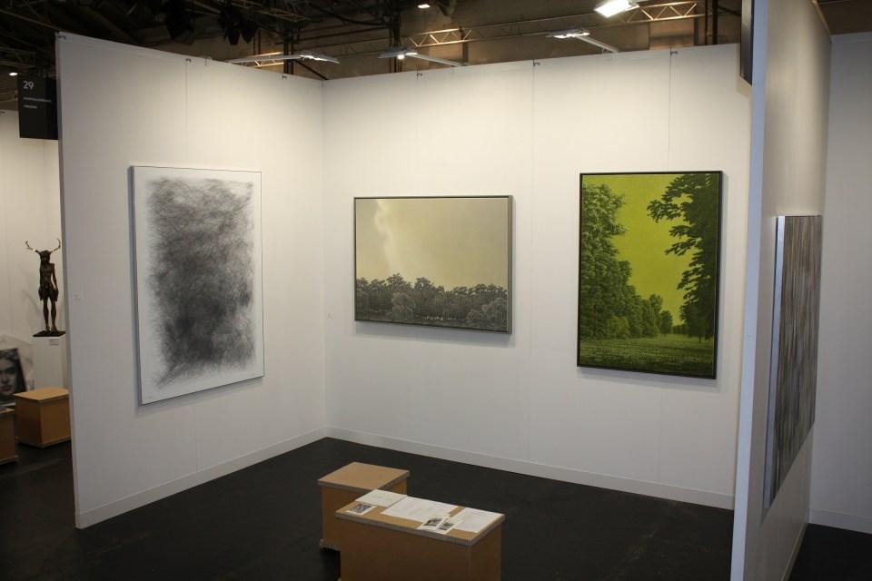 KunstGalerieHans Messestand POSITIONS München 2019 (2)