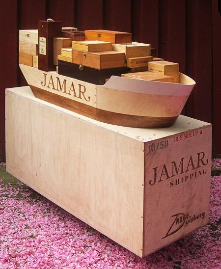 JAMAR III, Jack Vreeke