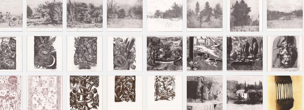 Word steunend lid van Kunst in de Stad en kies een origineel grafisch werk van een gerenommeerd graficus
