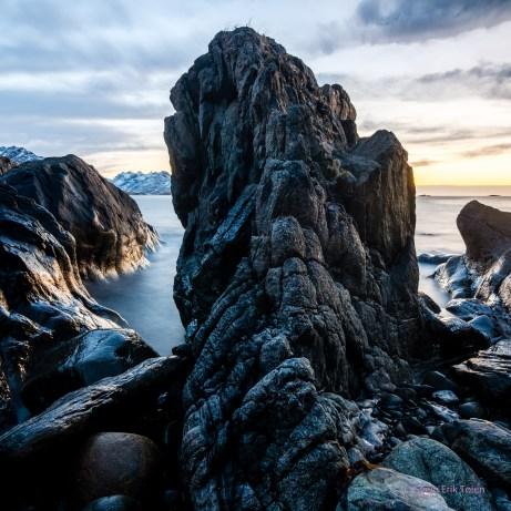 Cliff by Svein Erik Tøien