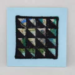 Kunst per post MA1611 turquoise