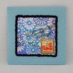 Kunst per post MA1701 turquoise