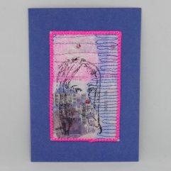 Kunst per post MA1804 blauw