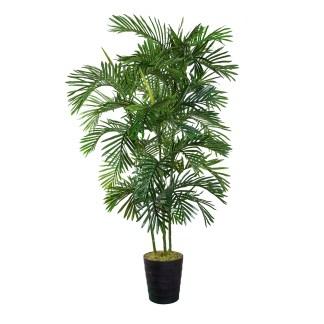 HTT Decorations - Kunstplant Areca palm H180 cm - kunstplantshop.nl