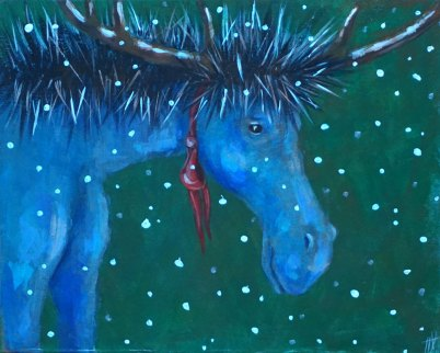 polina-ugarov-pferd