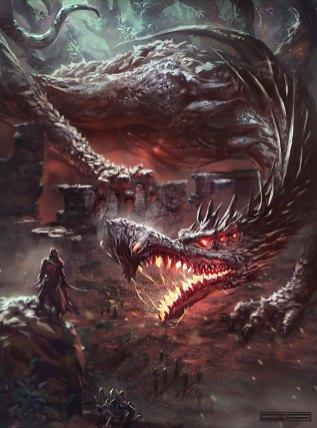 in_dragons_territory - claudio pilia