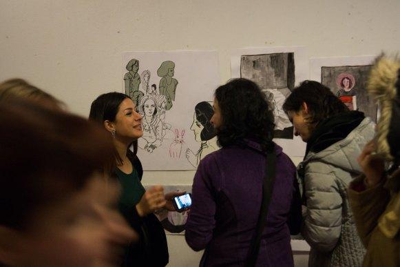 Abschlussausstellung Winterakademie 2016