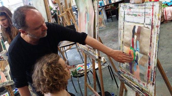 Freie Stellen als Lehrer und Dozent an der Kunstschule Berlin