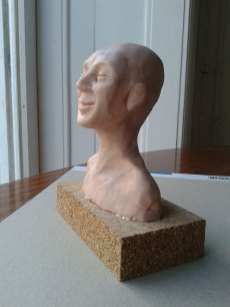 Sculpting Expressions - Anette