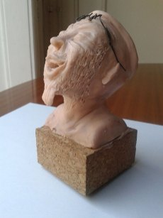 Sculpting Expressions - Lena